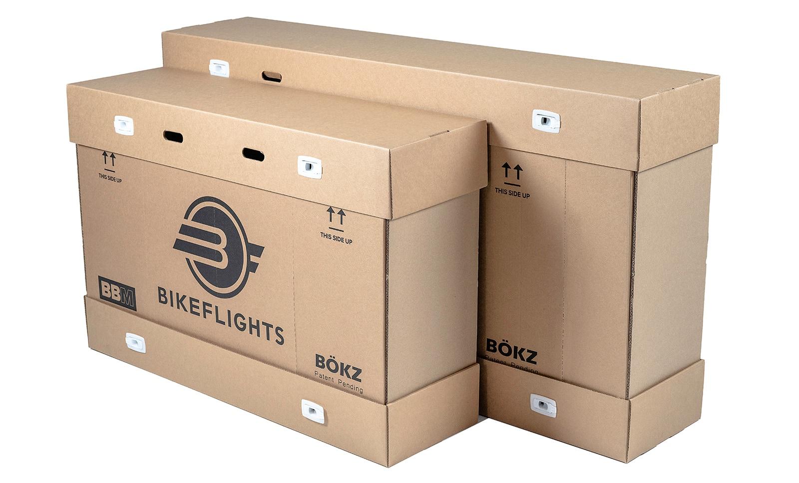 BikeFlights Bicycle Shipping Boxes